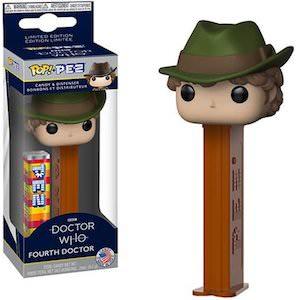 Fourth Doctor PEZ Dispenser