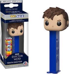 Tenth Doctor PEZ Dispenser
