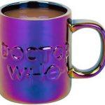 Doctor Who Holographic Logo Mug