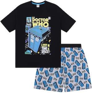 Kids Doctor Who Pajama Set