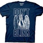 Weeping Angel Don't Blink T-Shirt