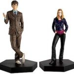 The 10th Doctor And Rose Tyler Figure Set