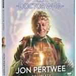 Doctor Who 3rd Doctor Season 4 Blu-ray Set