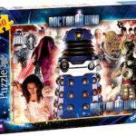 Doctor Who Ravensburger Villains Puzzle