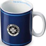 Doctor Who Tardis Details Mug