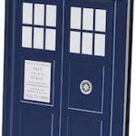 Doctor Who Tardis Door Notebook